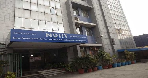 NDIIT Unique institute, which provides 100% International Internship opportunity to every candidate of PGDM.