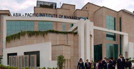 Asia Pacific Institute of Management New Delhi